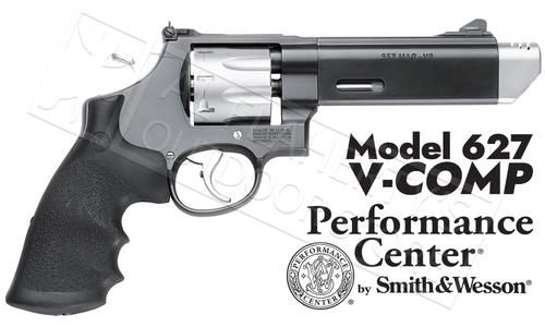 Smith & Wesson Performance Center Model 627 V-Comp Revolver #170296?>