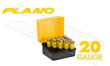 Plano Shell Case for 25-Rounds of 20 Gauge #122001?>