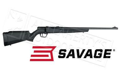 Savage Arms B22 F Bolt-Action Rimfire Rifle in 22LR or 22WM?>