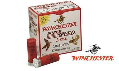 "(Store Pick up Only) Winchester Super Speed 12 Gauge #7.5 Shot, 2-3/4"", Case of 250 #WHS127 - Case?>"