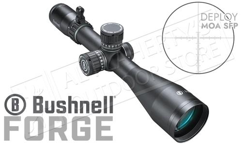 Bushnell Forge Riflescope 2.5-15x50mm with Deploy MOA SFP Reticle #RF2155BF2?>
