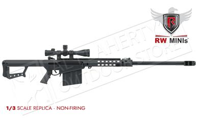 Ravenwood .50 BMG Cal Rifle Mini Replica 1/3 Scale #RWBLK50?>