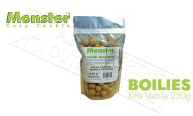 Monster Boilies - Killa Vanilla 16mm, 250 grams #MCB16M-V?>
