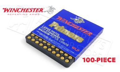 Winchester Primers - Large Regular Pistol Strip of 100 #WLP?>