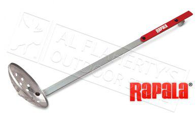 Rapala Metal Ice Skimmer with Ice Chipper #IS-20?>