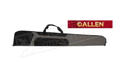 "Allen 46"" Anthracite Rifle Case, Black/Gray #610-46?>"
