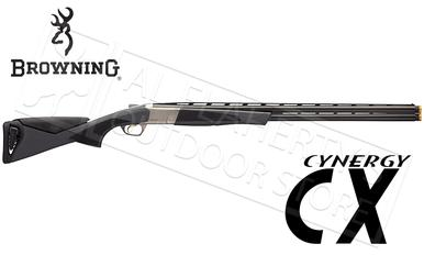 Browning Cynergy CX Composite Over-Under Shotgun 12 Gauge #018710302?>