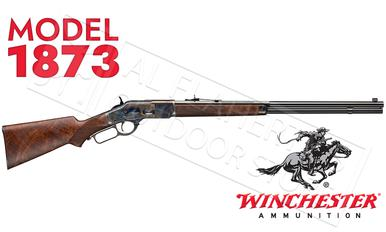 "Winchester Rifle Model 1873 Deluxe Sporting with 24"" Barrel in 357 Magnum #534259137?>"