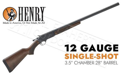 "Henry Single Shot Shotgun 12 Gauge, 28"" Barrel #H015-12?>"