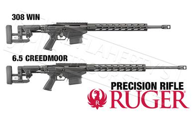 Ruger Precision Rifle, Bolt-Action .308  or 6.5 Creedmoor?>