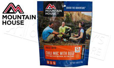Mountain House Pouch - Chili Mac with Beef 136g #53128?>