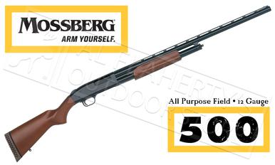 "Mossberg 500 Hunting All Purpose Field Shotgun, 12 Gauge 28"" Barrel #50120?>"