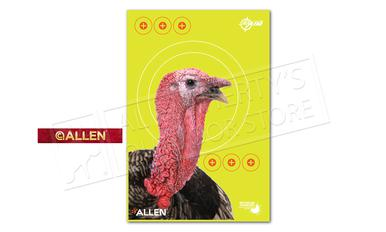 Allen EZ-Aim Non-Adhesive Splash Turkey Target #15267?>