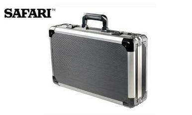 Safari Double Pistol Hard Case with Locks #SPC7720?>