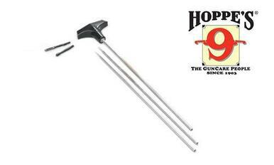 Hoppe's Cleaning Rod for Shotguns & Rifles, 3-Piece, All Conventional Gauges & Calibers #3PSS?>