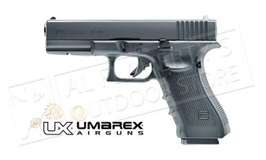 Umarex Air Gun GLOCK - 17 GEN4 Blowback - Black?>