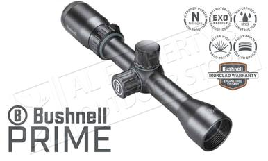 Bushnell Prime 1-4x32mm Scope with Multi-X Reticle #RP1432BS3?>