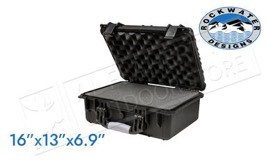 "Rockwater Design Handgun Case 16"" x 13"" x 6.9"" #75-044?>"