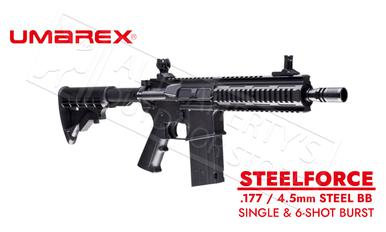 Umarex Steelforce .177 CO2 BB Rifle 430 FPS #225-4855?>