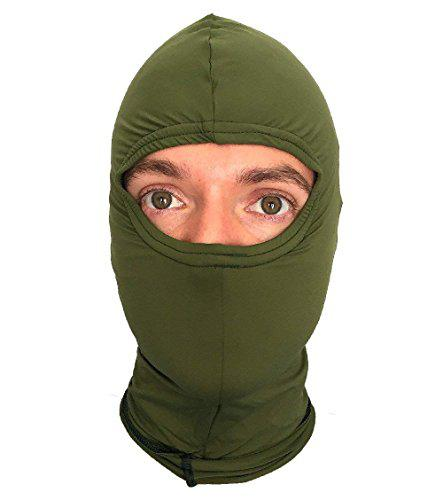 RYNOSKIN TOTAL HS016 Insect Repellant Hoodie, Green, One Size?>