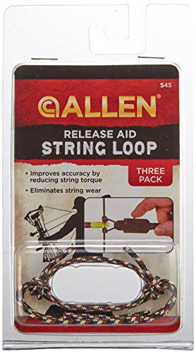 Allen Company Youth Archery Bow String Release Loops?>