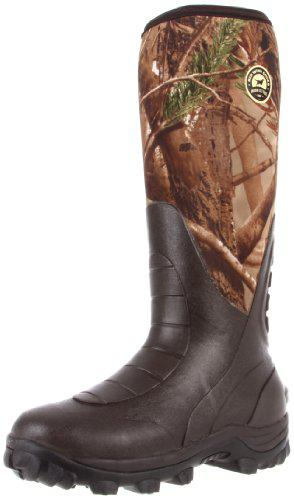 "Irish Setter Men's Rutmaster Waterproof 17"" Rubber Boot?>"