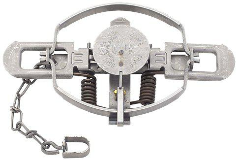 DUKE Wildlife Traps Dukes No.3 Coil Spring Trap?>