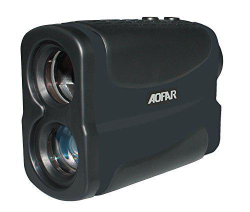 AOFAR Range Finder 700 Yards Waterproof for Hunting Golf, 6X 25mm Measurement Laser Rangefinder with Speed Scan and Fog, Free Battery?>