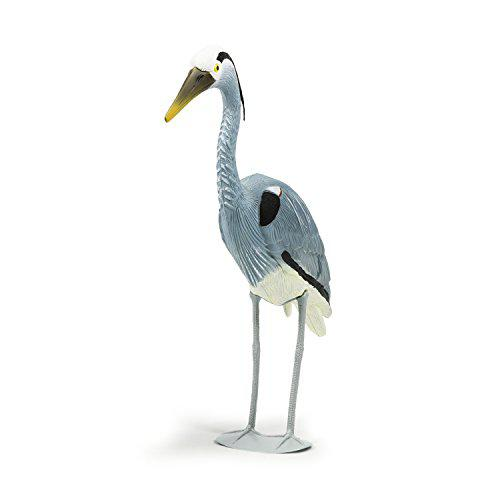 Aquascape 81030 Blue Heron Bird Decoy for Pond, Waterfall, Landscape, and Garden Features?>