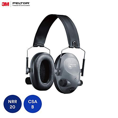 3M Peltor Soundtrap Tactical 6-S Headset - Electronic Hearing Protection Ear Muffs - Shooting and Hunting - 20dB - MT15H67FB-01?>