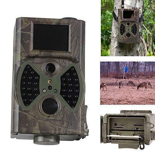 ZKxl8ca HD 12MP Hunting Trail Camera Waterproof Video Scouting Infrared Night Vision?>