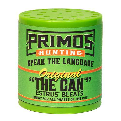 Primos The Can, Original Can, Trap PS7064 The Can Deer Calls, One Size?>