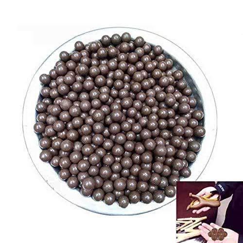 Fabcell Slingshot Ammo Balls – 400pcs 3/8 Inch (10mm) Hard Clay Slingshot?>