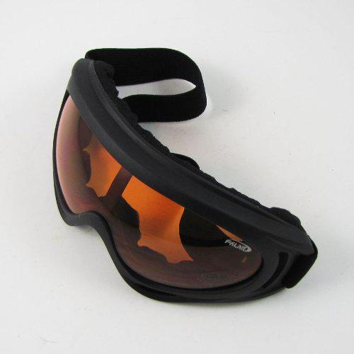 Kite Surfing Jet Ski Tactical Airsoft Goggles Motorcycle Glasses Orange?>