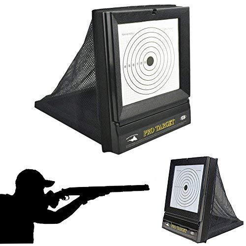 Sealive AirSoft Target Secret Agent Trainer Shooting Targets, Reusable BB & Pellet Guns With Trap Net Catcher, Exercise Your Patience & Hand Movements, Great Indoor Outdoor Activities Playset for Kids Adults?>