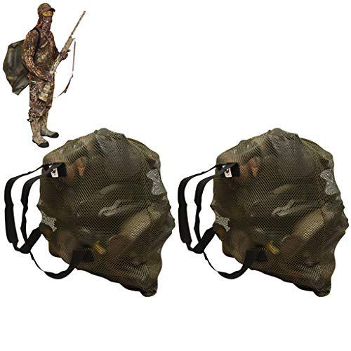 Mesh Decoy Bags – 2 Decoy Bag Bundle – Duck Decoy Bag – Goose Decoy Bag - Turkey Decoy Bag - DecoyPro?>