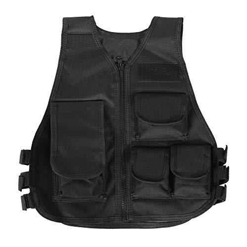 Tactical Vest, Adjustable Breathable Lightweight Combat Training Vest for for Outdoor Hunting, Fishing, Army Fans, CS War Game, Survival Game, Combat Training?>