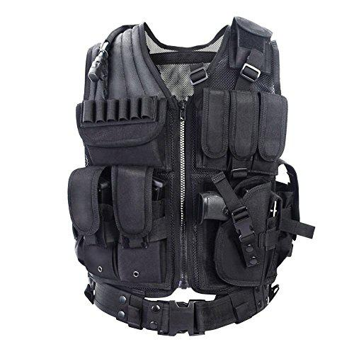 Army Fans Tactical Vest Cs Field Outdoor Equipment Supplies Breathable Lightweight?>