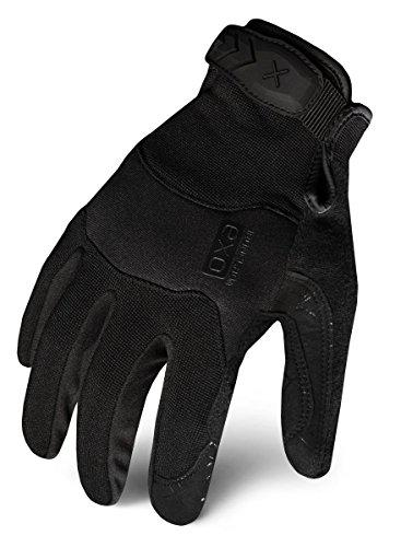 Ironclad EXOT-PBLK-04-L Tactical Operator Pro Glove, Stealth Black, Large?>