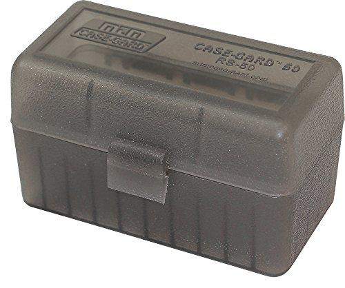 MTM 50 Round Flip-Top Rifle Ammo Box .222 to .222 Mag?>