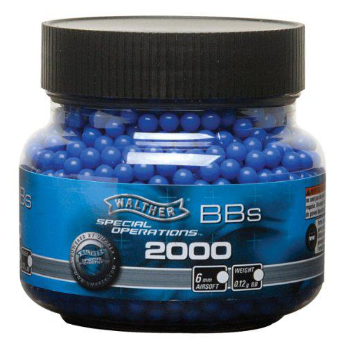 Umarex Walther .12G 6mm 2000 Count Airsoft BBs?>