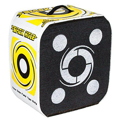 Black Hole - 4 Sided Archery Target - Stops All Fieldtips and Broadheads?>