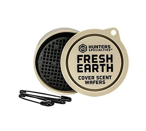 Hunter's Specialties Fresh Earth Cover Scent Wafers (3 Pack)?>