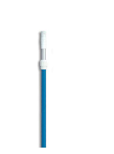 Solstice by International Leisure Products Hydro Tools Adjustable Blue Anodized Step-Up Telescopic Pool Pole?>