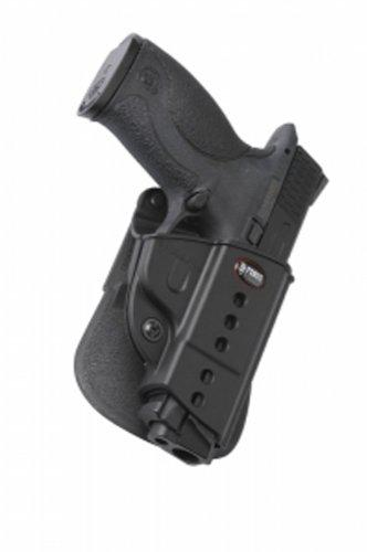 Fobus Roto Left Hand Paddle Holster S&W M&P 9mm.40.45, Compact and Full Size Left Hand?>