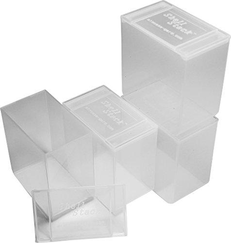 MTM SS25-00 Shell Stack 25 RD. Compact Shotshell Storage Box (Set of 4)?>