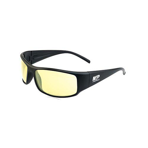 Smith & Wesson M&P Thunderbolt Full Frame Shooting Glasses with Impact Resistance and Anti-Fog Lenses for Shooting, Working and Everyday Use?>