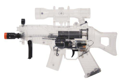 Walther Mini Electric SG-S Clear-Airsoft?>