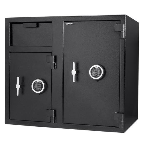 BARSKA 2.58/4.68 Cubic Ft Locker Depository Safe AX13316 Model Number: AX13316?>