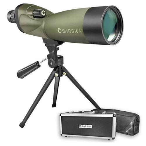BARSKA 20-60x60mm WP Blackhawk Spotting Scope Straight By Barska AD10350 Model Number: AD10350?>